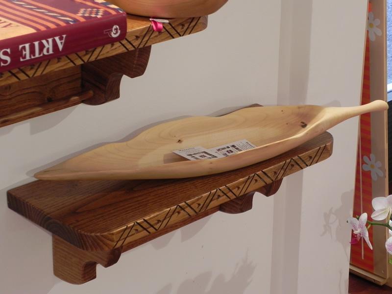 Merula – Craft Wooden Shelf 19 Cm Depth